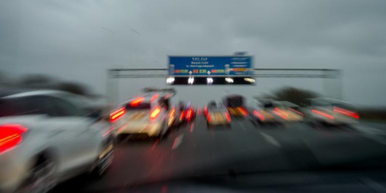 Waalse chauffeurs blokkeren snelwegen