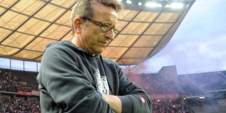 Meier volgt Schuster op bij SV Darmstadt