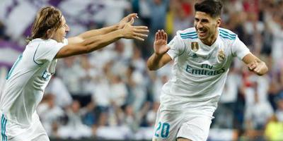 Real Madrid overklast Barcelona in Supercup