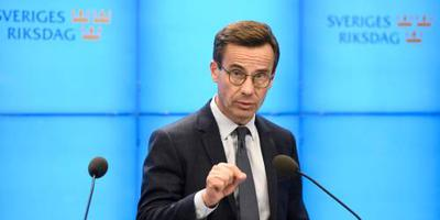 Leider centrumrechts Zweden geeft formatie op