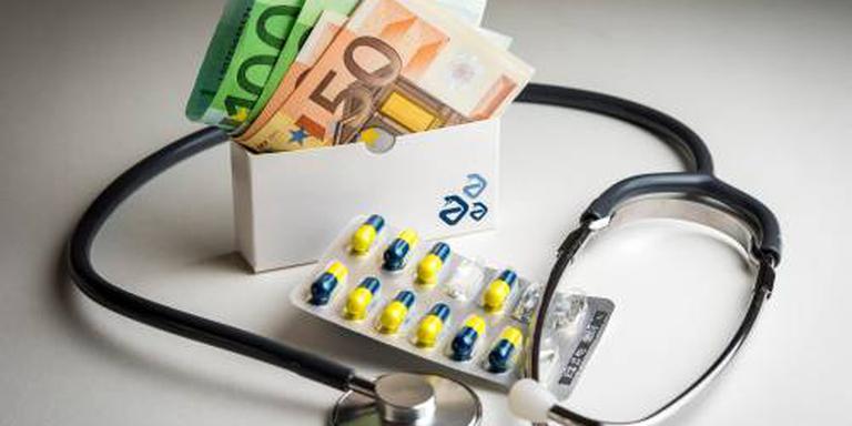 Zorgkosten stegen vorig jaar met 2 miljard