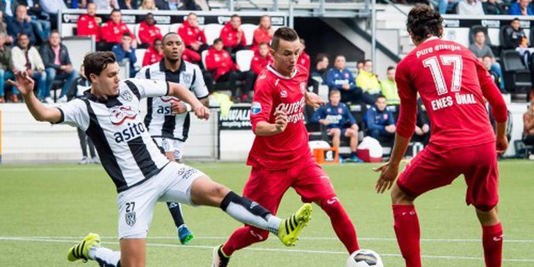 Heracles Almelo en FC Twente in evenwicht