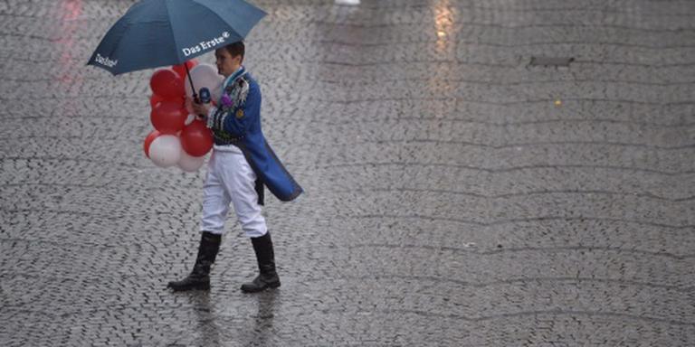 Carnavalsoptochten geschrapt wegens storm