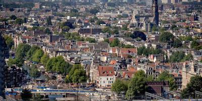 Huizen Amsterdam ontruimd na poging plofkraak
