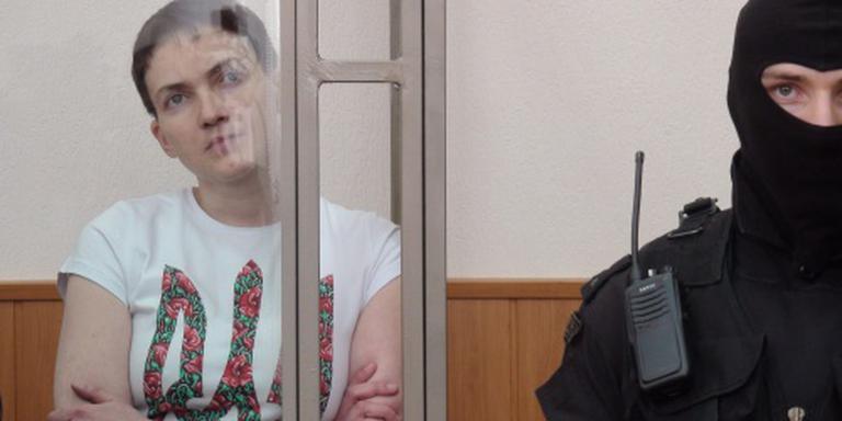Kremlin laat Savtsjenko niet gaan