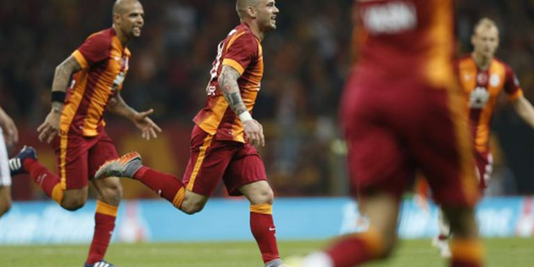 'Olde Riekerink trainer Galatasaray'