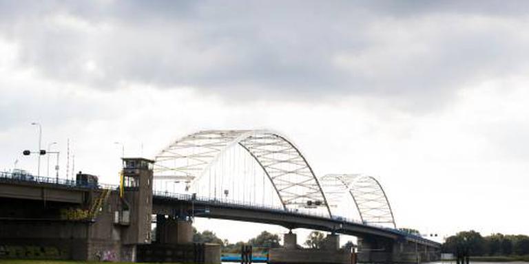 Merwedebrug vrijdag in twee richtingen open