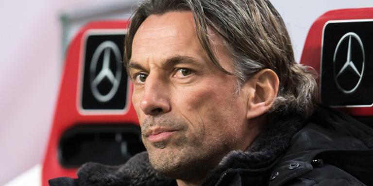 Vitesse blijft maar sukkelen onder coach Maas