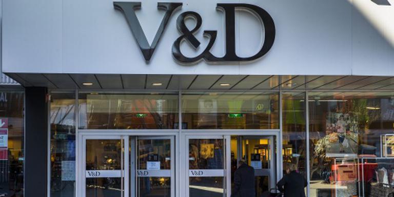 FNV: V&D vraagt uitstel van betaling aan