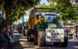 Protesterende boeren roepen woensdag 22 juli uit tot actiedag en waarschuwen: 'Werk dan thuis'