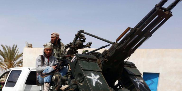 Libische troepen aan rand IS-bolwerk Sirte