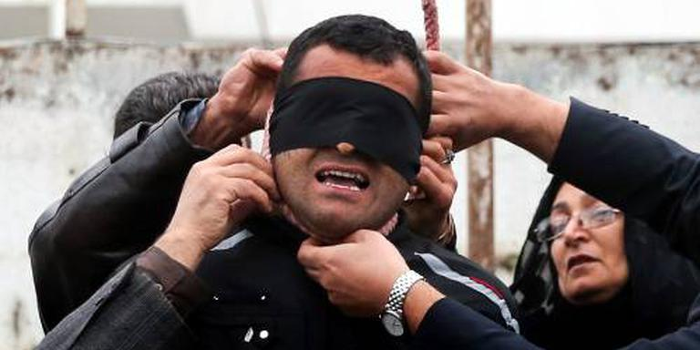 Iraanse minister wil minder doodvonnissen