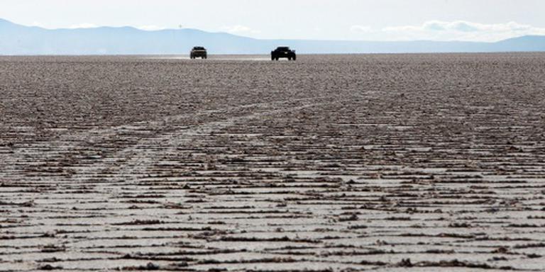 Toeristen verongelukt in Bolivia