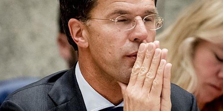 Rutte opent Nationale Klimaattop