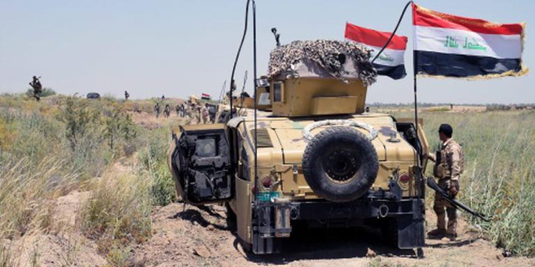 Leger Irak opent aanval op Fallujah