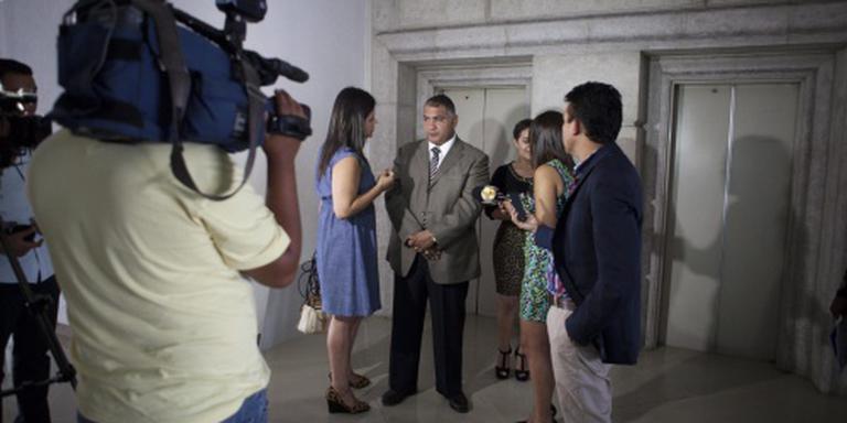 Ex-president Honduras bekent in FIFA-zaak