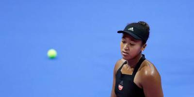 Tennisster Osaka zegt af voor Wuhan