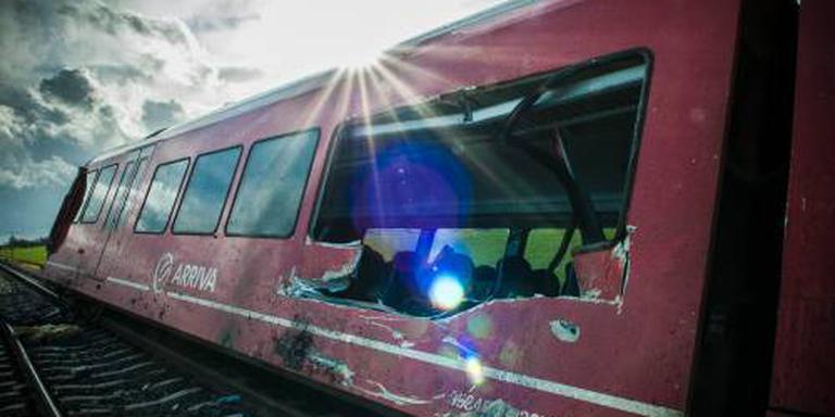 Spoor Winsum nog dagen dicht na treinongeval