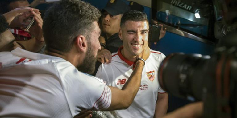 Clubicoon Reyes weg bij Sevilla