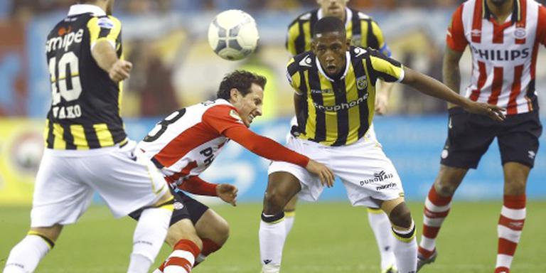 Vitesse zet Leerdam opnieuw uit selectie