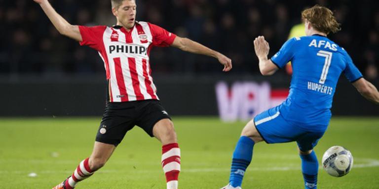 PSV met Schaars tegen Vitesse