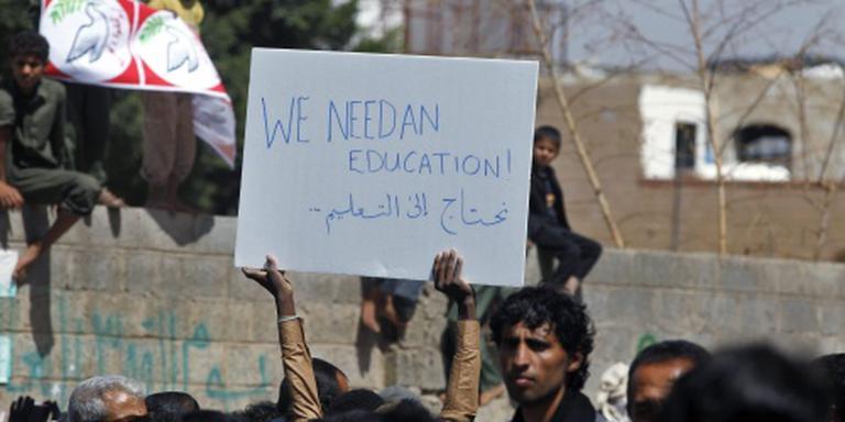 Unicef: 24 miljoen kinderen zonder onderwijs