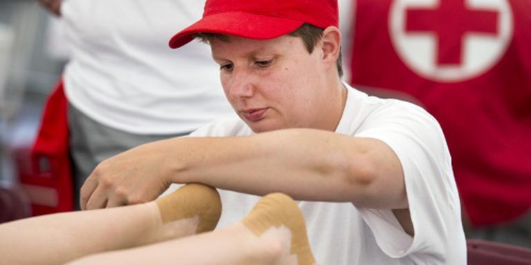 Rode Kruis: recordaantal helpers Vierdaagse