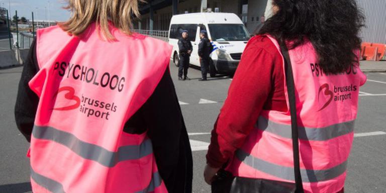 Nazorg maakt overuren na aanslagen Brussel