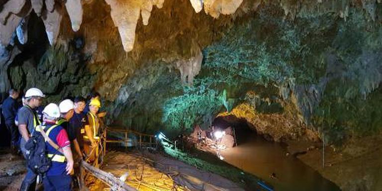 Bouw museum bij grot Thailand begonnen