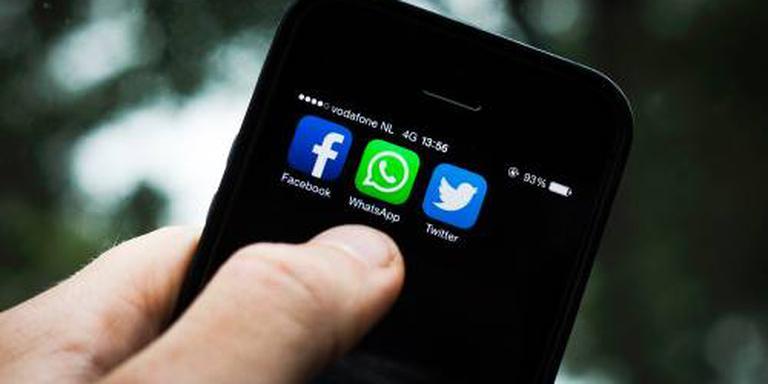 Brussel kapittelt Facebook en Twitter