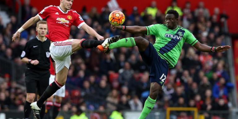 Koeman wint met Southampton van Van Gaal
