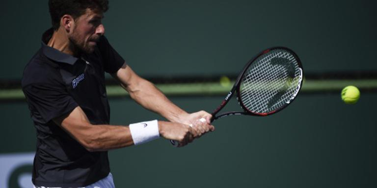 Tennisser Haase uitgeschakeld in Indian Wells