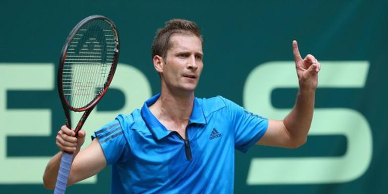Mayer behaalt in Halle tweede tennistitel