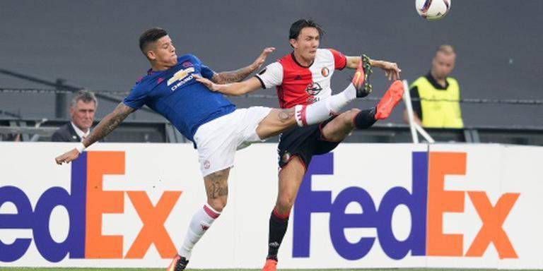 Feyenoord zonder Berghuis tegen Willem II