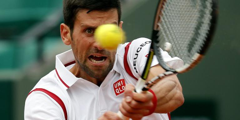 Djokovic in drie sets langs Darcis
