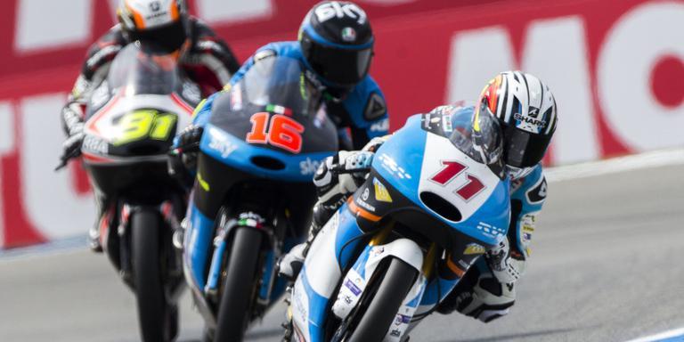 Loi, Honda en Waninge samen verder in 2016
