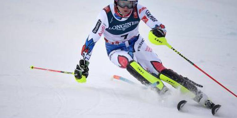 Skiër Pinturault wereldkampioen op combinatie