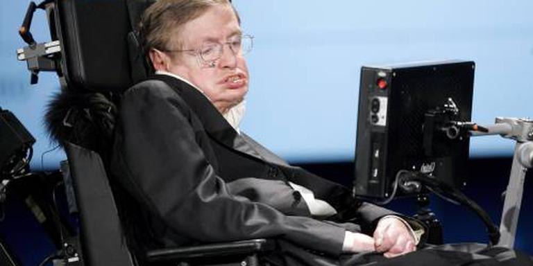 'Hawking bood ALS-patiënten hoop'