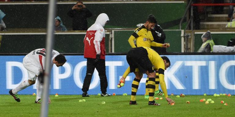 Fans Dortmund protesteren tegen ticketprijzen