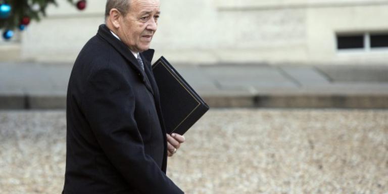 Frankrijk plant militaire meeting over IS