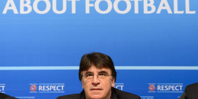 Theodoridis volgt Infantino op bij UEFA
