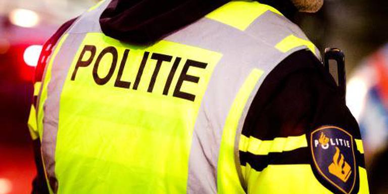 Inval politie en douane bij bedrijf Maasvlakte