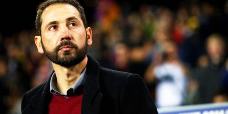 Machín coach van Sevilla