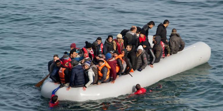 Peuter verdronken voor Griekse kust