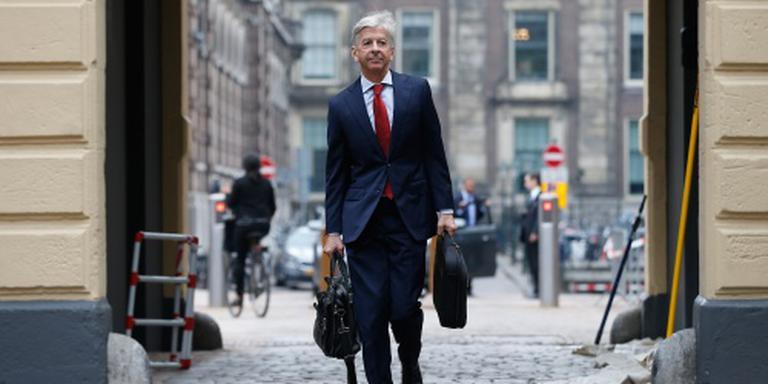 Plasterk ,,fitter dan volgende president VS''