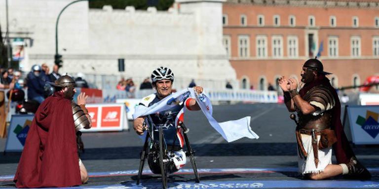 Weer goud voor Zanardi op Paralympics