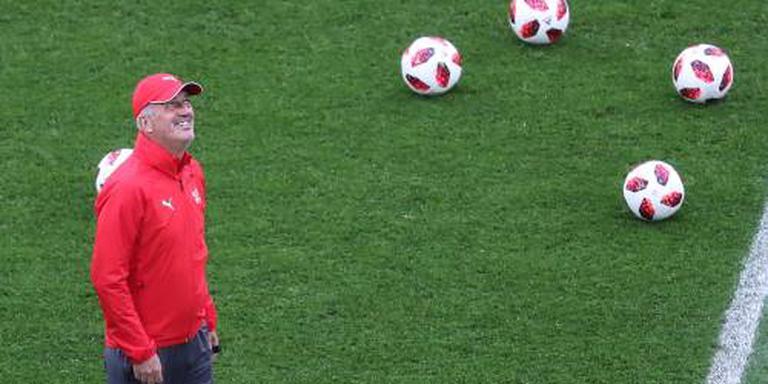 Petkovic blijft bondscoach Zwitserland