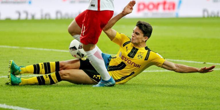 Dortmund moet Bartra voorlopig missen
