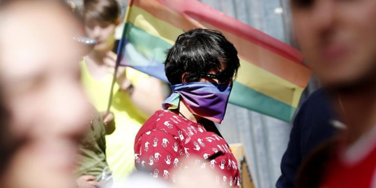Geen Gay Pride maar politiemacht in Istanbul