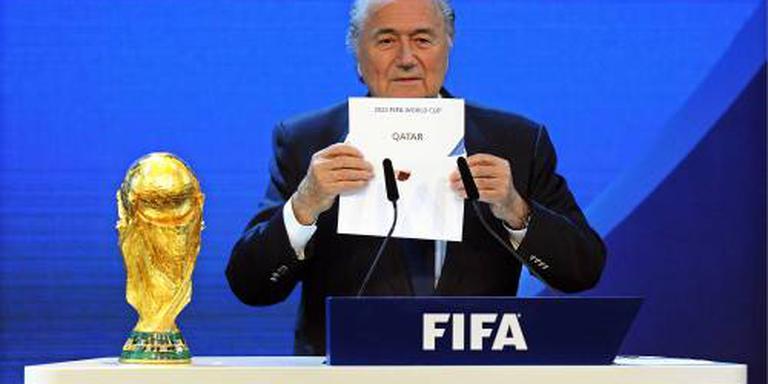 'Qatar saboteerde rivalen voor WK 2022'
